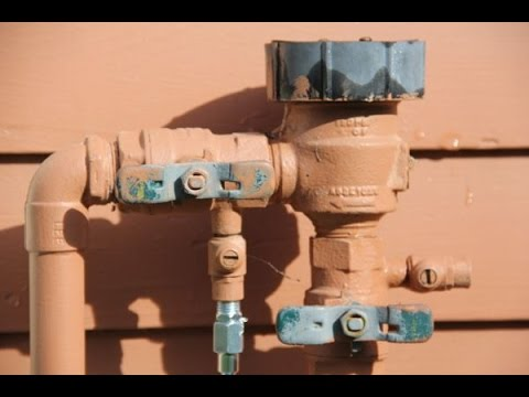 How To Winterize Your Irrigation System Blowout Method