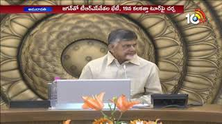 CM Chandrababu Directions to TDP Leaders and Minister | KCR Federal front  News