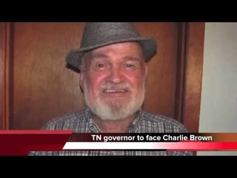 Charlie Brown running for Tennessee governor. Good grief!