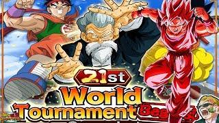 DAS MÜSST IHR TUN! - 21st WORLD TOURNAMENT CAMPAIGN INFOS & DETAILS! DBZ Dokkan Battle