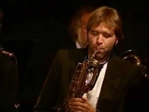 Bjørn Jørgensen Big Band - The flintstones