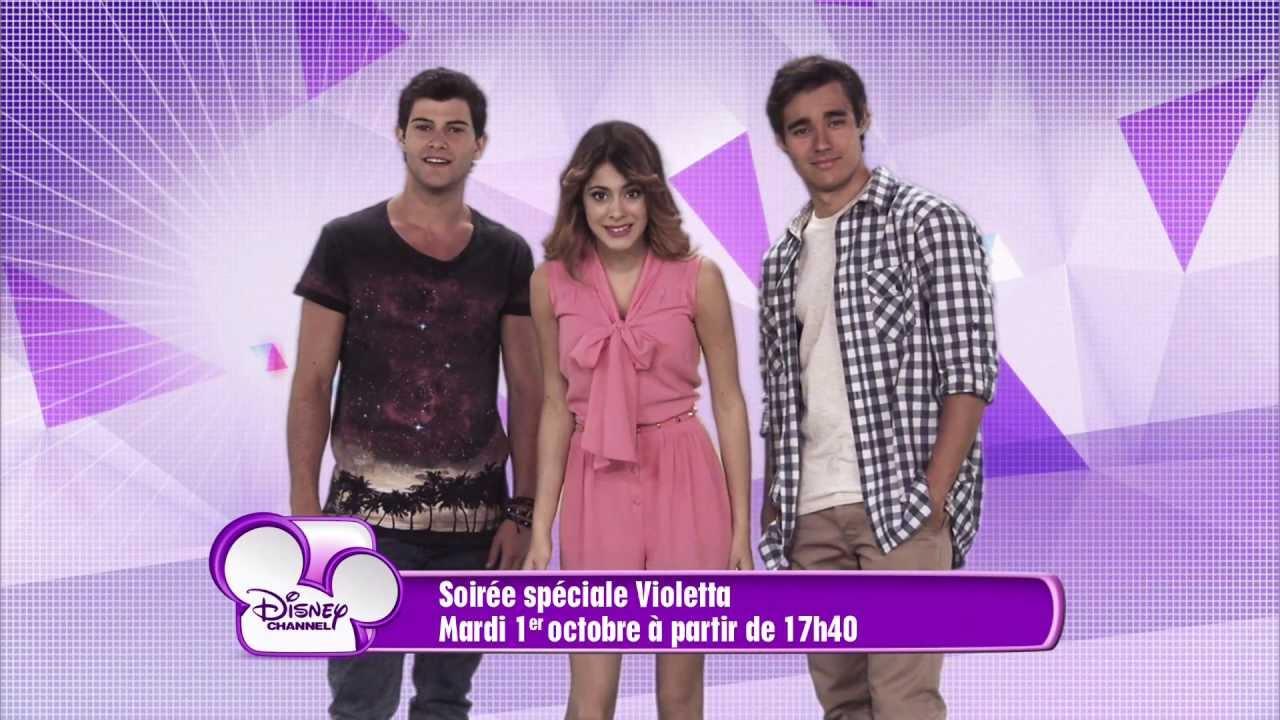 Violetta saison 2 soir e sp ciale violetta mardi 1er octobre d s 17h40 sur disney channel - Musique violetta saison 2 ...