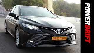 2019 Toyota Camry Hybrid : High breed enough? : PowerDrift