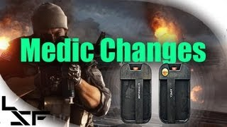 Battlefield 4 | New Revive Mechanic | No Rambo Revives - Medic Changes/Fix