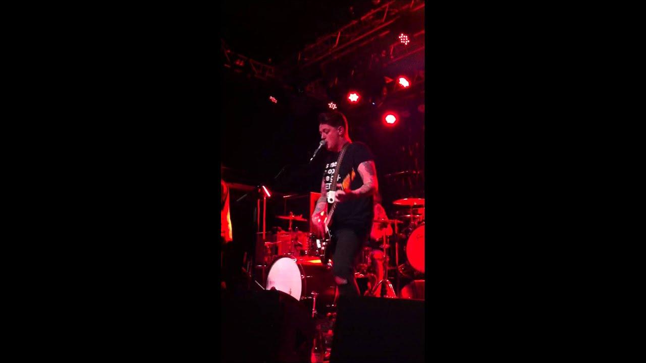Deaf Havana - Boston Square [Live @ Klubben, Stockholm] - YouTube