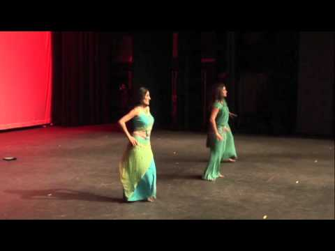 Belly Dance Bollywood Fusion Performance (6th Show)