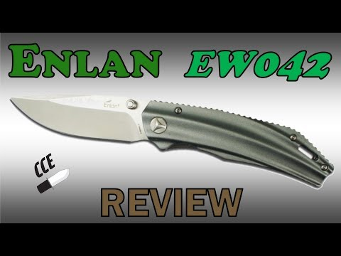 Review of the Enlan EW042