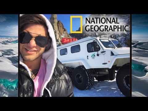 Экспедиция на Байкал с National Geographic