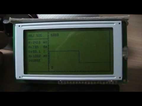 pic18 Oscilloscope