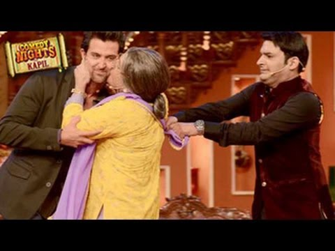 Comedy Nights with Kapil HRITHIK ROSHAN SPECIAL Comedy Nights 27th October 2013 FULL EPISODE