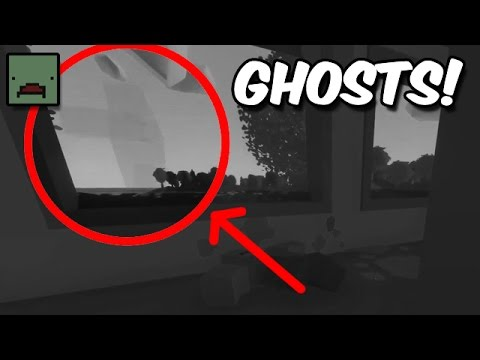 UNTURNED: Invisible Technology & Paranormal Activity