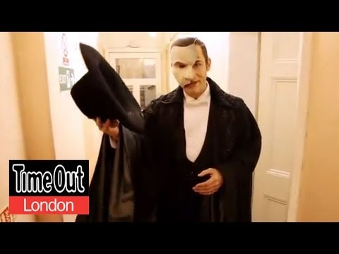 Extended edition: Behind the scenes at Phantom of the Opera
