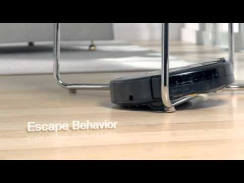 iRobot Roomba® 500 Series Vacuum Cleaning Robot iAdapt Technology