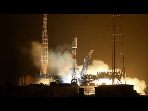 EN DIRECTO: La nave espacial Soyuz despega desde Baikonur con la nueva tripulación a bordo