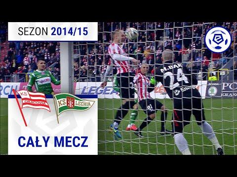 Cracovia - Lechia Gdańsk [2. Połowa] Sezon 2014/15 Kolejka 26