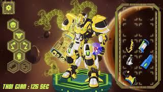 game lap rap robot 3 tro choi viet
