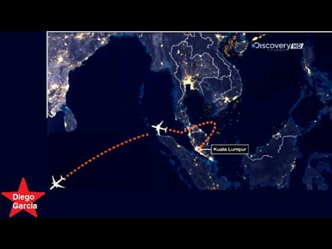 Flight 370 digitally commandeered