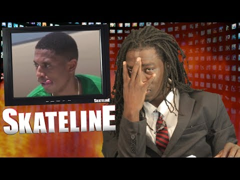 SKATELINE - Ishod Wair, T Funk, Quasi, Jake Johnson, Gilbert Crockett, Spencer Hamilton