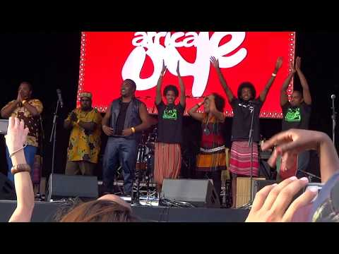 Lindigo - Live at Africa Oye, The UK's Biggest Live Festival of African Music and Culture