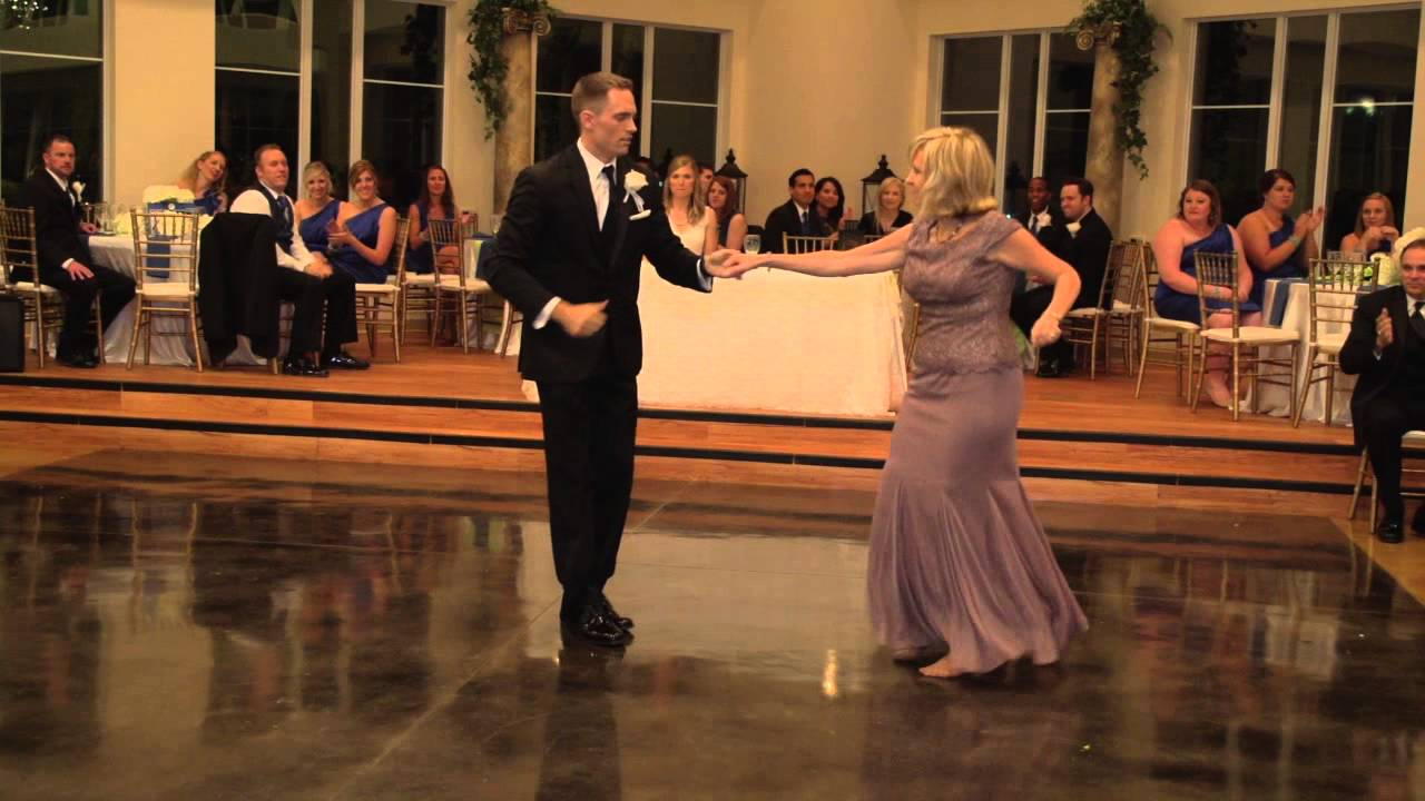 The Most Amazing And Funny Mother And Son Dance Wedding In