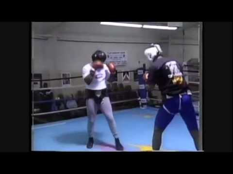 MIke Tyson Sparring 1991 Image 1