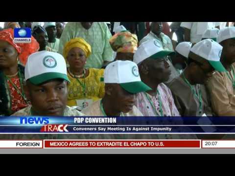 Mantu, Gana Hold Parallel PDP Meeting In Abuja