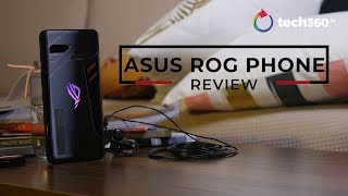 Asus ROG Phone review: The all-in-one gaming mobile?