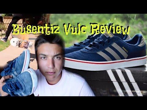 Adidas Busenitz Vulc Shoe Review + Montage