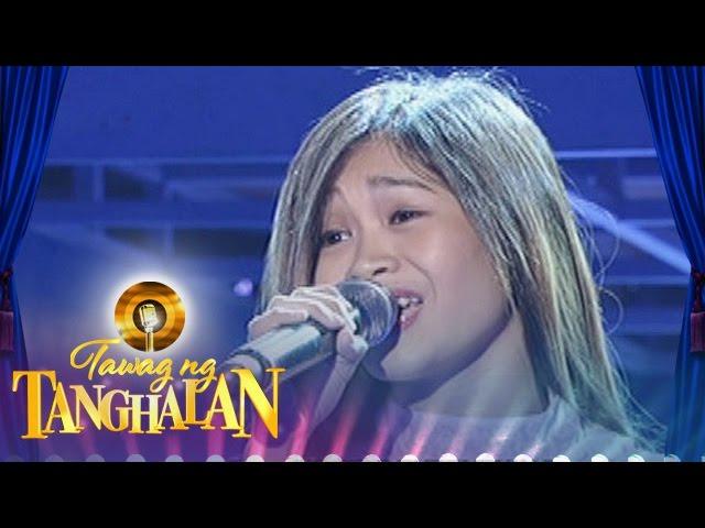 Tawag ng Tanghalan: Jervi Rodriguez   Tonight I Give In