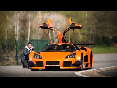 ULTIMATE Supercar Compilation 2014!!
