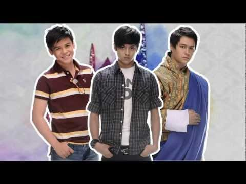 GUSTO KITA - Daniel Padilla, Khalil Ramos & Enrique Gil [With Lyrics]