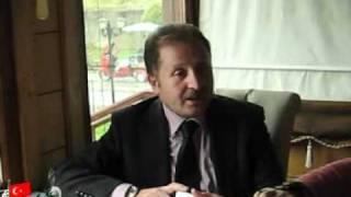Ayhan Balcı yerel basınla buluştu