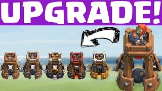 BOMBENTURM UPGRADE! || CLASH OF CLANS || Let