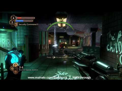 BioShock 2 Walkthrough - Inner Persephone Part 4 HD