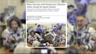 المرصد- تاكسي الفضاء.. والحرب الإعلامية بانتخابات أوكرانيا