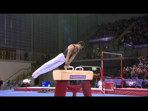 Fabian Gonzalez (ESP) Pommel Horse