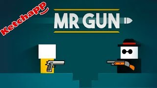 Mr Gun Android/iOS Gameplay ᴴᴰ