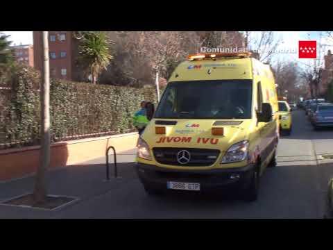 26.02.2014 SUMMA confirma dos fallecimientos en un piso de Fuenlabrada