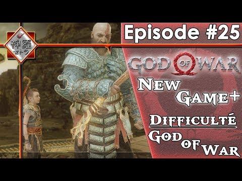 [FR]God Of War - Episode #25 NEW GAME +(PS4PRO/Difficulté/God Of War) thumbnail