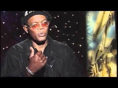 Samuel L Jackson...Talking Star Wars