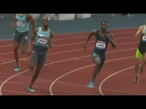Kirani James wins 400m in Shanghai - Universal Sports