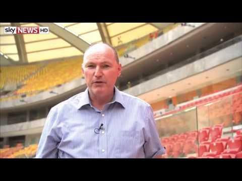 Brazil 2014 World Cup Glory In Hodgson's Dreams