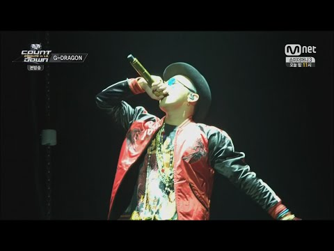 G-DRAGON - 'ONE OF A KIND' 0814 Mnet K-CON 2014
