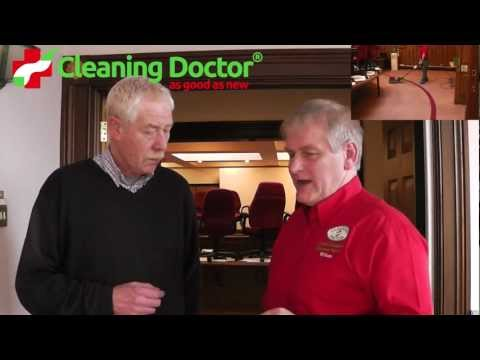 Visit our website: http://www.cleaningdoctor.net.