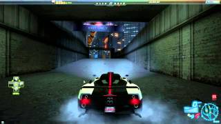 Звук мотора V12 Pagani Zonda Cinque. Need For Speed World.