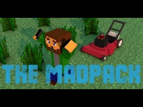 The Mad Pack | Voyage to the North | Season 1 Episode 6 Modded Minecraft