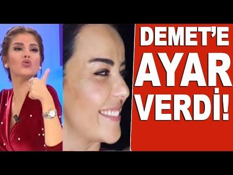 Nursel Ergin'den Demet Akalın'a sert cevap!