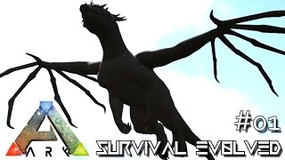 MODDED ARK: SCORCHED EARTH - ELEMENTAL DRAGON TAME !?! E01 (ARK SURVIVAL EVOLVED GAMEPLAY)