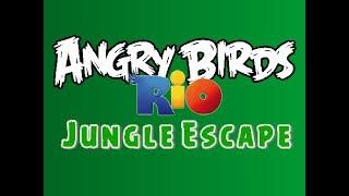 Angry Birds Rio: Jungle Escape