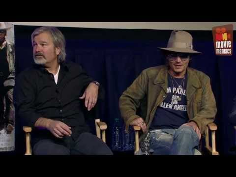Lone Ranger | Fan Event Las Vegas (2013) Johnny Depp Armie Hammer